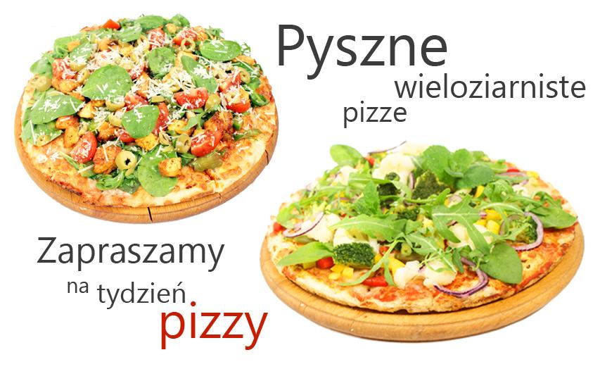 Pyszne wieloziarniste pizze