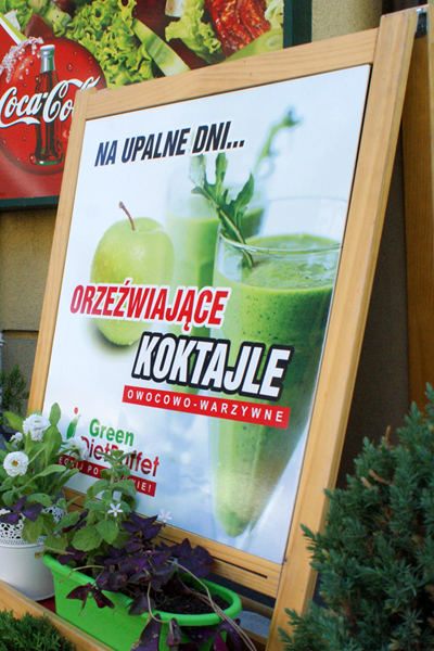 Green Diet Buffet Kielce