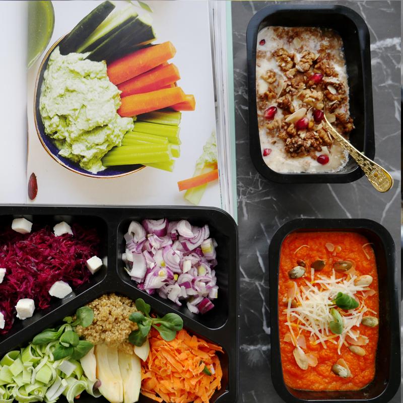Green Diet Buffet - Dieta Pudełkowa Owocowo - Warzywna