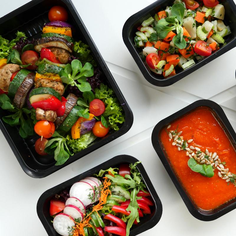Green Diet Buffet Dieta Wegetariańska