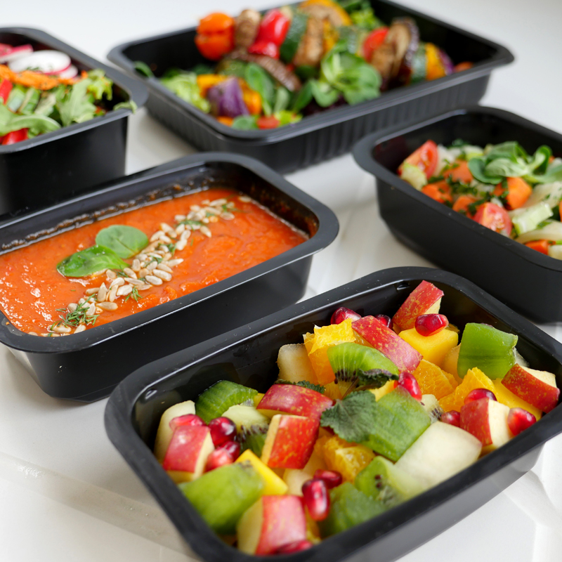 Green Diet Buffet - Dieta owocowo - warzywna